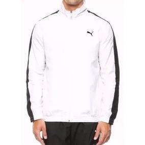 Conjunto Puma Suit Original Caballero Bco/ngo Talla Xl