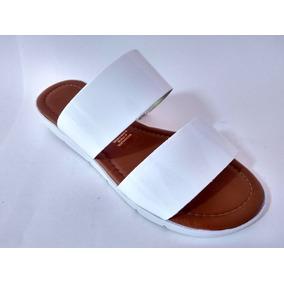 Sandália Sarah Calçados Branco Verniz 070 12 Pares