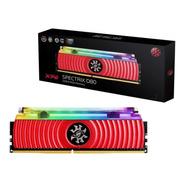 Memoria Ram Xpg Spectrix D80 Ddr4 8gb 4133mhz Pc4-33000