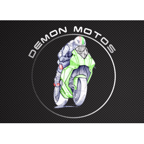 Calco Demon Motos