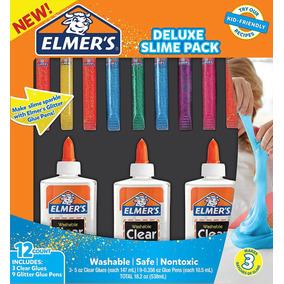 Elmers Kit De Masa Slime Deluxe Jugueteria Bunny Toys