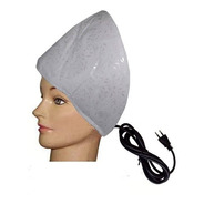 Touca Térmica Para Tratamento Capilar Cabelos Elétrica 220v