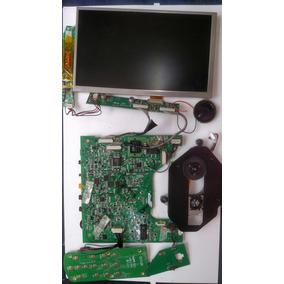 Pet700 Philips Dvd Portátil Circuito Funcionando