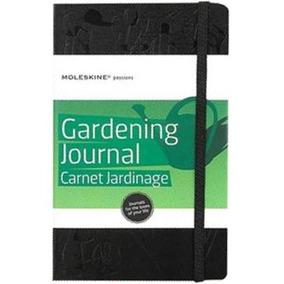 Caderno Moleskine Passions Gardening Journals Capa Dura Paut
