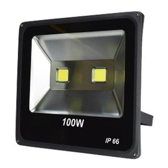 Reflector Led 100w Ip66 Alta Potencia Canchas R