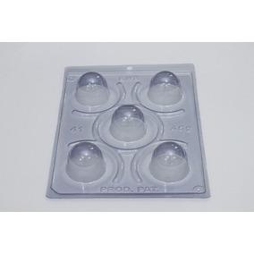 Kit Forma Trufas Com Silicone 41 C/ 4 Mais 8 Pc.embalagens