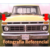 Micas Cocuyos Parrilla 1975 A 1977 Ford F100 F150 F250 F350