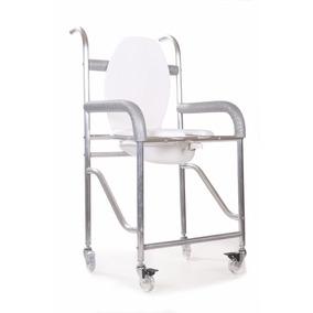 Cadeira Para Idoso, Higiênica E Banho Toda Em Aluminio