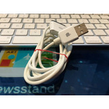 Cable 30 Pines Apple Original Iphone 4 Ipod Classic
