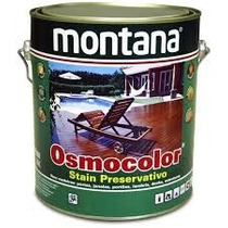 Osmocolor Stain Nogueira 3,6l - Montana