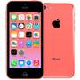Iphone 5c 32gb Rosa 100% Original Apple Acessórios E Brinde