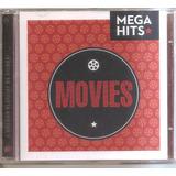Movie Mega Hits Original Playlist Filmes Cd Original