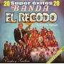 Cd Banda El Recodo 20 Super Exitos