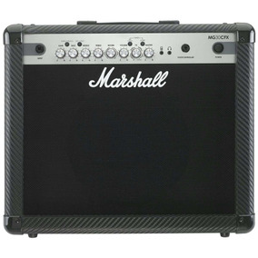 Amplificador Combo P/ Guitarra 30w. Marshall Mg30cfx