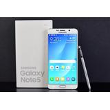 Vendo Galaxy Note 5 Como Nuevo 100% Original Somos Tienda