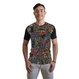 Camiseta Masculina Store One Colors 4/20