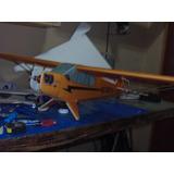 Vendo Kit Avion Rc Arf Electrico Piper J3/l4