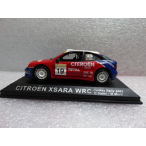 Citroen Xsara Wrc - Turkey Rally 2003 - Altaya - 1:43 ***obs