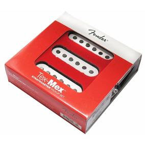Fender Set Micrófonos Stratocaster Tex Mex