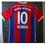 Camiseta Titular Bayern Munich 2014 2015 Robben