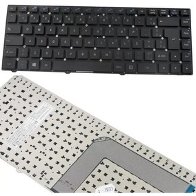 Teclado Notebook Positivo Unique S1990 Pn 82r 14d238 4211