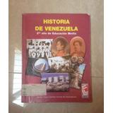 Libro Historia De Venezuela Editorial Larense 8vo Grado