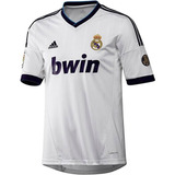 adidas Real Madrid Conjunto Niño 2012-13 Local (talla S)