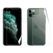 Templado Hydrogel Trasero Delantero iPhone 11 Pro 11 Max 11