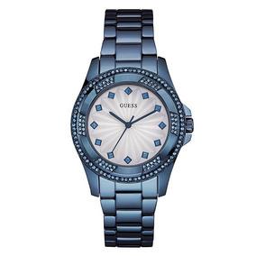 Reloj Guess Ladies Blue-tone U0702l1   Envío Gratis Watchito