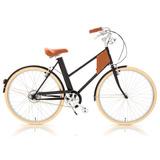 Bicicleta Elétrica Vela 2017 Preta Quadro Baixo 12x S/ Juros