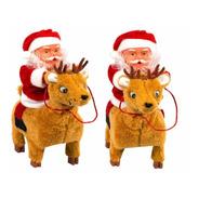 Papai Noel Musical - Andando Na Rena