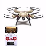 Drone Syma X8hw Radio Control Filma Hd En Vivo Celular