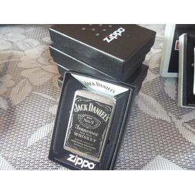 Encendedor Zippo Jack Daniels Old No 7 Original