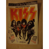 Revista Poster 1 Kiss Mega Madhouse