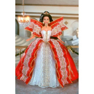 1997 Happy Holidays Barbie Doll