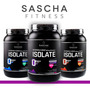 Proteina Sascha Fitness Chocolate-vanilla- Cookies-fresa