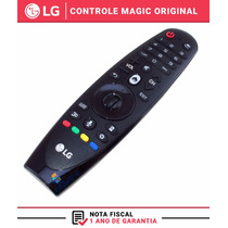 Controle Magic Tv Lg An-mr600 Lf6350 Lf6400 Lf6500 - 1 Ano G