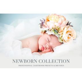 Newborn Baby Premium Lightroom Presets Adobe + Brinde