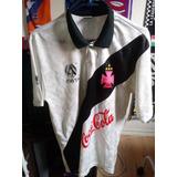 Camisa Vasco Coca Cola Original - Futebol no Mercado Livre Brasil 6458f6dc50109