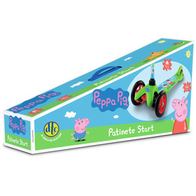 Patinete Start - Peppa Pig - Dtc Dtc