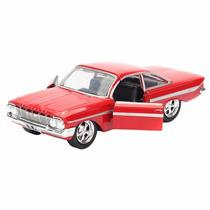 Auto De Coleccion Fast & Furious Chevy Impala Original