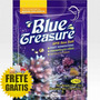 Sal Marinho Blue Treasure Sps Sea Salt 20kg Faz 600 Litros