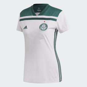 ea89c59db9 Polo Feminina Palmeiras Gola Em V -compre Agora