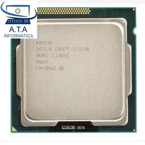 Processador Intel Core I3-2100 3.10ghz 3mb 1155 2 Geração
