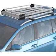 Parrilla Aluminio Porta Equipajes Con Barras Laterales Sw4