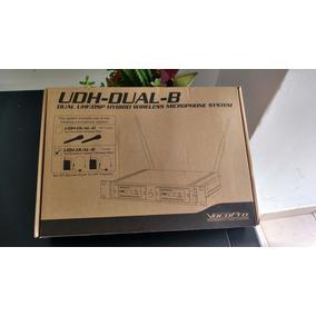 Microfonos Inalambricos Duales Voco-pro Udh-dual-b