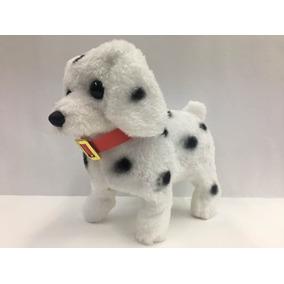 Cachorro Cachorrinho Que Anda E Da Cambalhota Branco