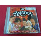 Los Amados - Mensajeros Del Amor Cd Doble Promo - Ind Arg