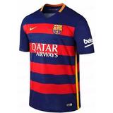 Camisa Barcelona 2015/2016 Home Original Pronta Entrega