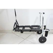 Mini Cadeira De Rodas Para Cachorros Pequenos De 3,5 A 7 Kg
